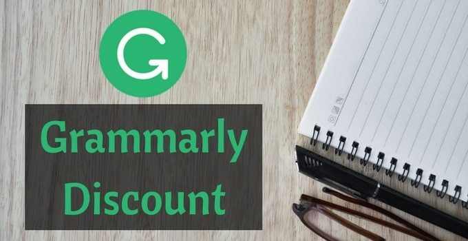 Grammarly Discount