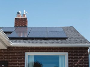 Installing Solar Panels as an Energy Saving Measure